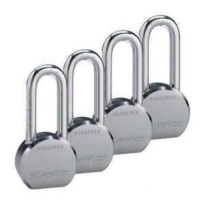 The Best Padlock Option: Master Lock Padlock with BumpStop Technology