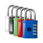 The Best Padlock Option: desired tools 4-Digit Combination Padlock
