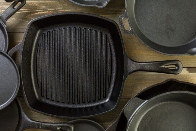 The Best Cast Iron Pan Options