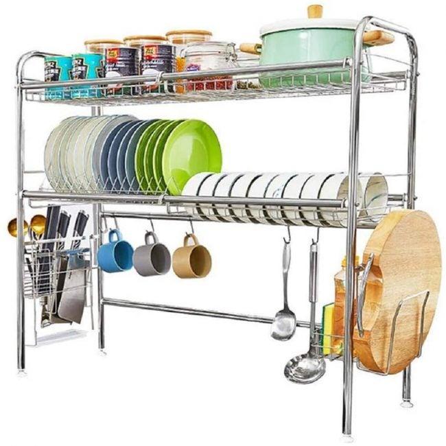 Best_Dish_Drying_Rack_HEOMU