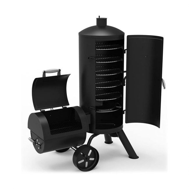 The Best Charcoal Smoker Option: Dyna-Glo Signature Series Charcoal Smoker & Grill