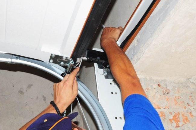 Replace a Garage Door Spring: Extension Garage Door Springs