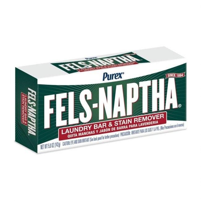 最佳去污剂选择:Fels Naptha洗衣吧