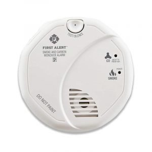 The Best Carbon Monoxide Detector Option: First Alert Smoke and CO Detector