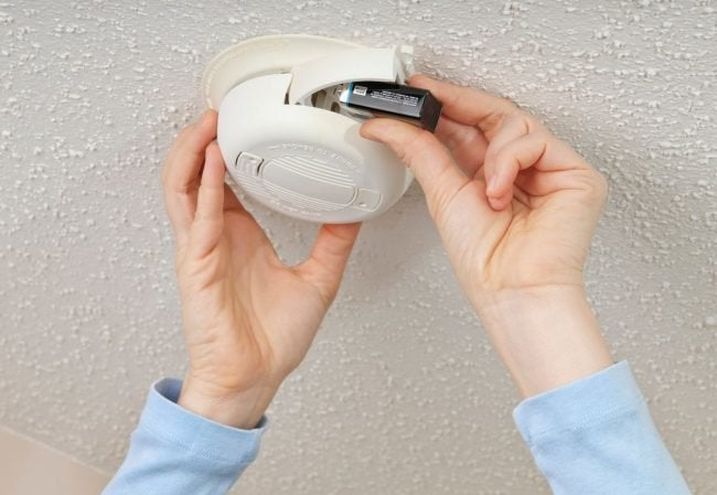 How To Install a Smoke Detector: Add Power