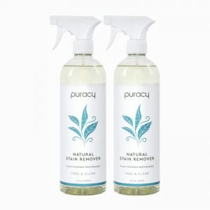 The Best Stain Remover Option: Puracy Natural Laundry Stain Remover