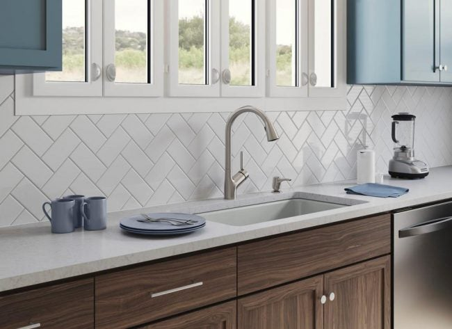 Types of Kitchen Faucets: Smart Faucet