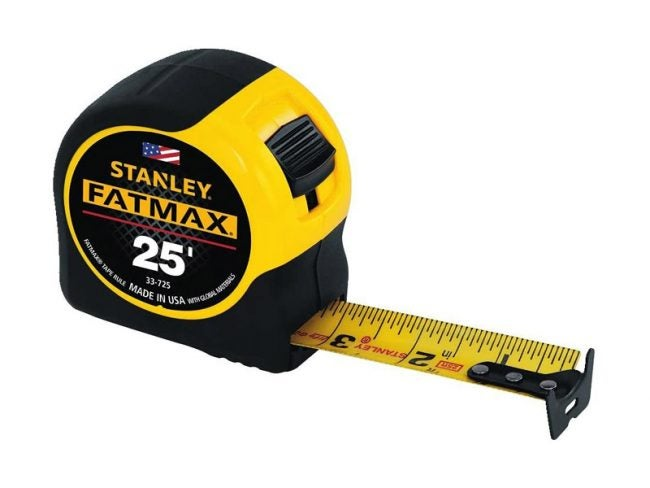 Roofing Tools: Tape Measure
