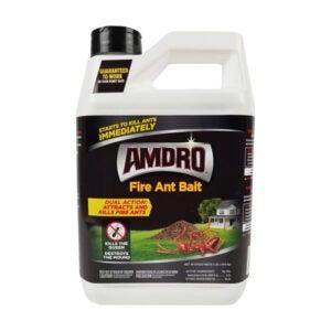 The Best Ant Killer Option: Amdro Fire Ant Bait Granules