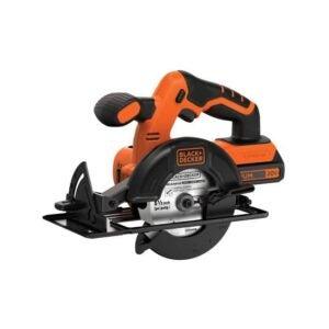 The Best Circular Saw Option: BLACK+DECKER 20V MAX Cordless Circular Saw
