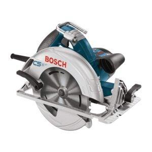 The Best Circular Saw Option: BOSCH CS10 15 Amp Circular Saw