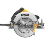 The Best Circular Saw Option: DEWALT 7-14-Inch Circular Saw with Electric Brake