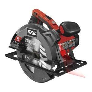 The Best Circular Saw Option: SKIL 5280-01 Circular Saw with Single Beam Laser