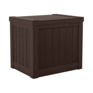 The Best Deck Box Option: Suncast 22-Gallon Small Deck Box