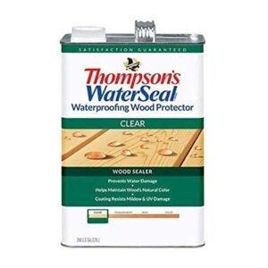 最佳甲板密封选择:汤普森水封21802 VOC木材