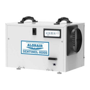 The Best Dehumidifier Option: ALORAIR Sentinel Basement Crawl Space Dehumidifier