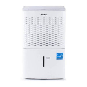 The Best Dehumidifier Option: TOSOT Super Quiet Dehumidifier