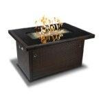 最好的气体火灾坑期权:外地生活401系列户外燃气火桌