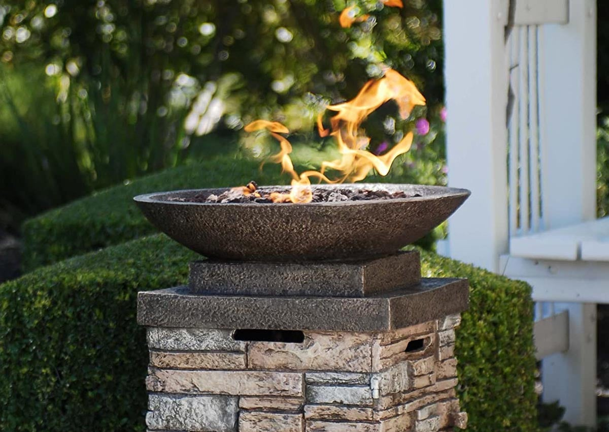 The Best Gas Fire Pits For The Backyard Bob Vila