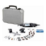 The Best Grout Removal Tool Option: Dremel 4000 High-Performance Rotary Tool Kit