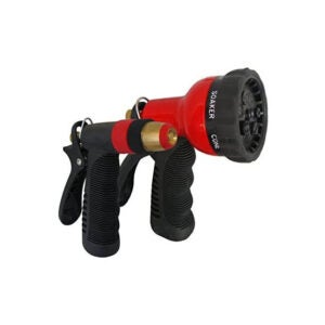 最好的软管喷嘴选项:塔博尔工具W91A金属花园软管喷嘴组