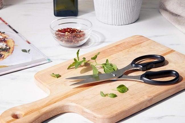 最好的厨房剪刀选择