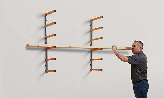 Best Lumber Storage Racks
