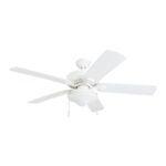 The Best Outdoor Ceiling Fan Option: Honeywell 52-inch Outdoor Ceiling Fan
