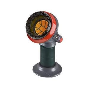 最好的庭院加热器选项:加热器MH4B先生便携式LP加热器