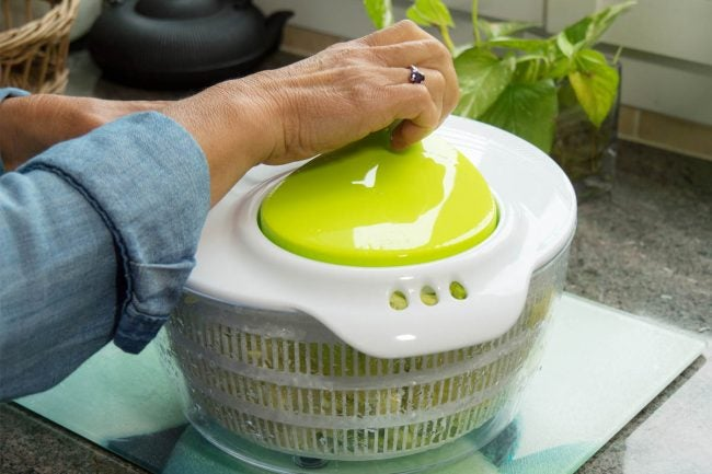 The Best Salad Spinner Options