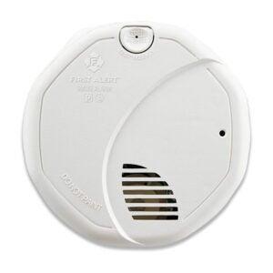 The Best Smoke Detector Option: FIRST ALERT Dual-Sensor Smoke and Fire Alarm