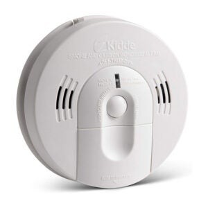 The Best Smoke Detector Option: Kidde 21026043 Battery-Operated Combination