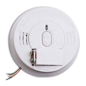 The Best Smoke Detector Option: Kidde i12060A AC DC Hardwired Smoke Alarm Ionization