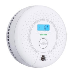 The Best Smoke Detector Option: X-Sense 10-Year Battery Smoke and Carbon Monoxide