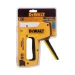 The Best Staple Gun Option: DEWALT DWHTTR350 Heavy-Duty Aluminum Stapler Brad Nailer