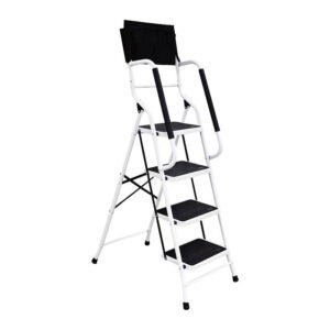 The Best Step Ladder Option: charaHOME 4 Step Ladder