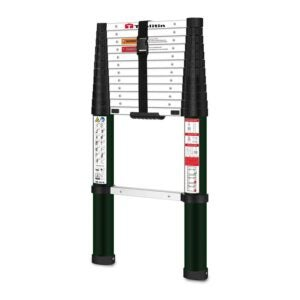 The Best Telescoping Ladder Option: Toolitin 12.5-Foot Telescoping Ladder