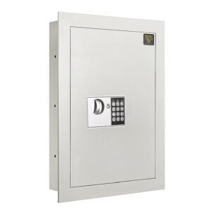 The Best Wall Safe Option: Paragon Lock & Safe 7700 Flat Electronic Wall Safe
