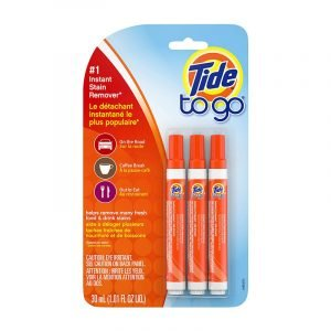 The Best Stain Remover Option: Tide To Go Instant Stain Remover