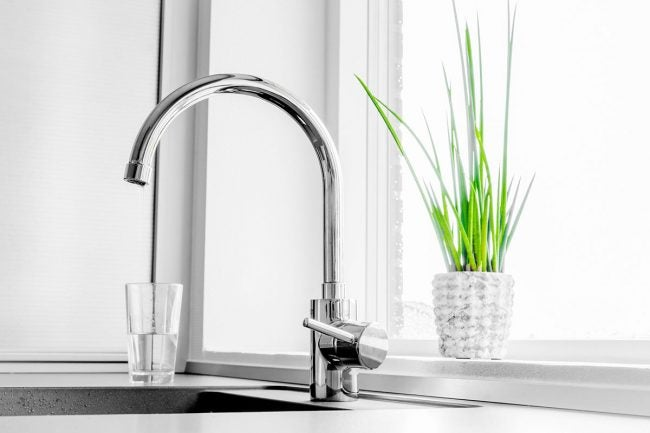 7 Types of Kitchen Faucets to Know