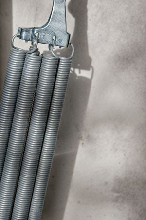 Replace a Garage Door Spring: Different Types of Springs