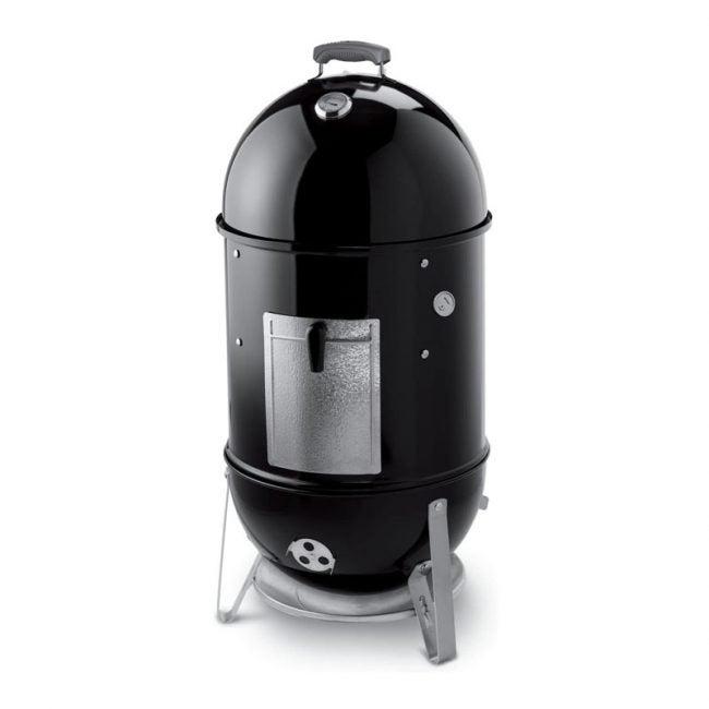 The Best Charcoal Smoker Option: Weber Smokey Mountain Charcoal Smoker
