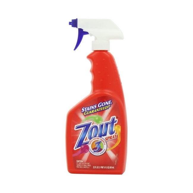 最佳去污剂选择:Zout洗衣去污剂喷雾