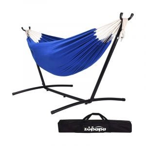 The Best Freestanding Hammock Option: Zupapa Double Hammock with Stand
