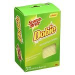 The Best Dish Sponge Options: Scotch-Brite 3PK Dobie Cleaning Pad
