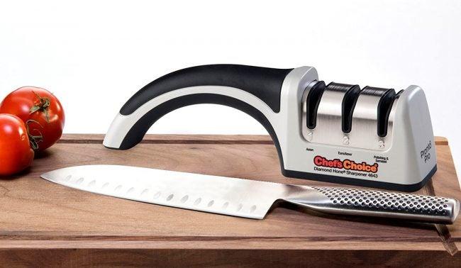 最好的刀子刀片选项Chef'Schoice Prontopro
