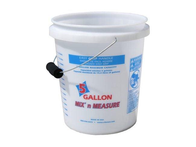 Plastering Tools: Bucket