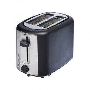 最好的烤面包机选项:AmazonBasics额外宽的槽手