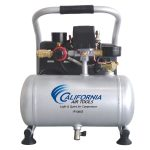The Best Home Air Compressor Option: California Air Tools CAT-1P1060S Portable Air Compressor