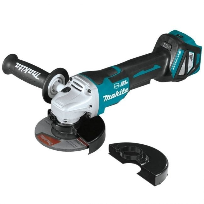 The Best Angle Grinder Option: Makita XAG20Z 18V LXT Angle Grinder